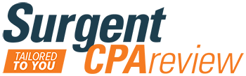 surgent cpa logo